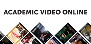Academic Videos Online logo