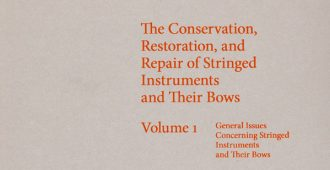 Conservation of Stringed Instruments