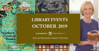 Library Events-October 2019