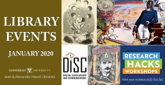 Library Events January 2020