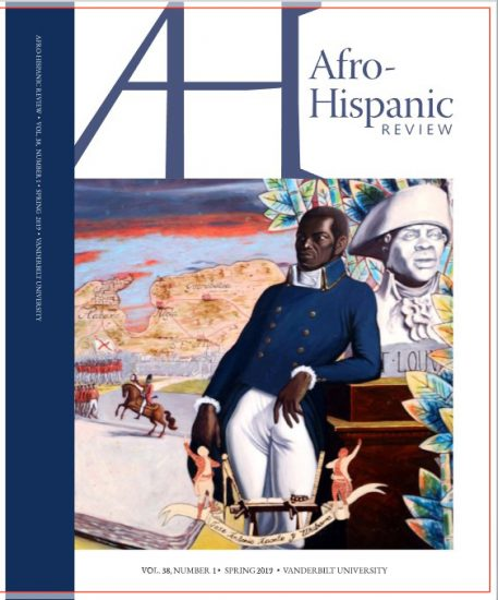 Afro-Hispanic Review dossier on Visionary Aponte Exhibition
