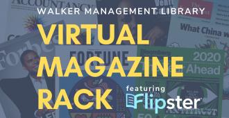 Virtual Magazine Rack