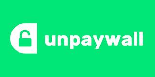unpaywall logo
