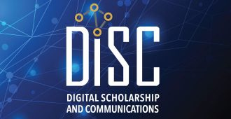 Digital Scolarship and Communications Logo