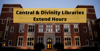 hours change central library