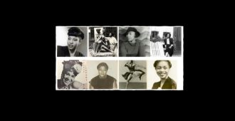photographs of female recipients of the Rosenwald Fund