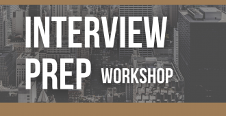 Interview Prep Workshop
