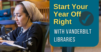 Start Your Year off Right with Vanderbilt Libraries